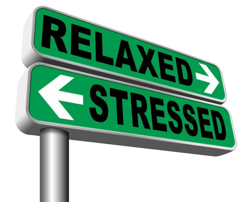Stressed or Relaxed Marriage