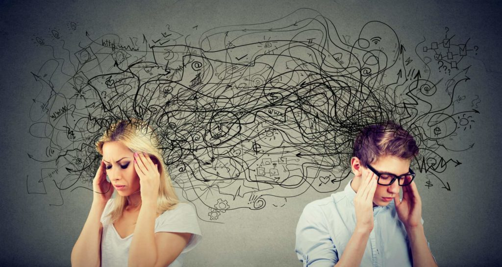 mind-reading couple in marriage