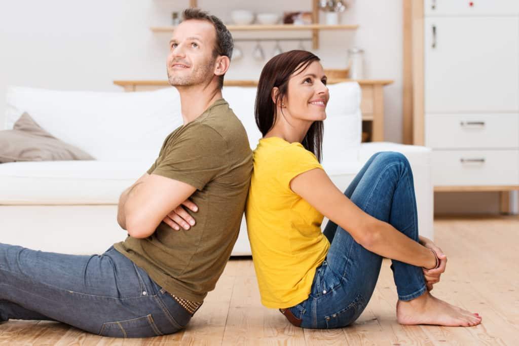 Smart Thinking Couple